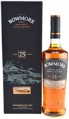 Bowmore Scotch Single Malt 25 Year Small...
